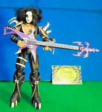 "KISS McFarlane Ultra-Action 1997 Paul Stanley 7"" Action Figure Incomplete"