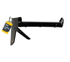 "11"" Heavy Duty Caulking Gun Mastic Silicone DIY Dispenser Tool Sealants Skeleton"