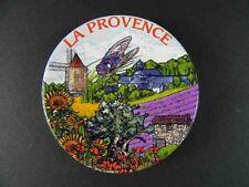 Camargue Magnet Frankreich Souvenir France,6 cm,Kühlschrankmagnet aus Keramik