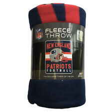 b2884be12 England Patriots 50 X 60 Marque Design Fleece Blanket