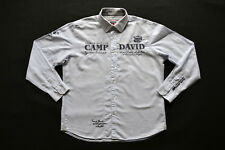 CAMP DAVID REGULAR FIT Men's Shirt Herren Freizeithemd Gr.
