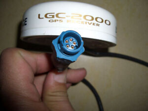 Lowance LGC-2000 GPS antenna NMEA 2000