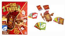 Uno Tiki Twist for NIP Card Game Child's Play Cool