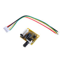 DC 5V-12V 2A 15W Brushless Motor Speed Controller No Hall BLDC Board module w/