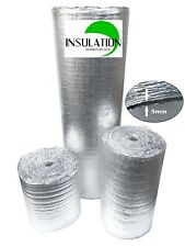 SmartSHIELD -5mm Reflective Insulation roll, Foam Core Radiant Barrier, Aluminum