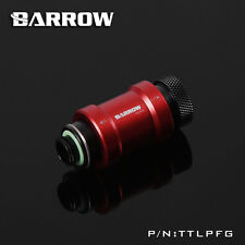 "Barrow G1/4"" Red Push Design Drain Valve Male To Female - 126"
