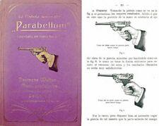 DWM 1902 Parabellum Luger Pistola Manual