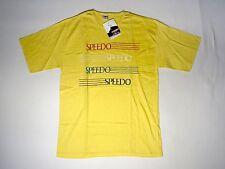 OG 90er 90s SPEEDO LOGO TEE T-Shirt True Vintage Beach Sport Olympia Schwimm NWT