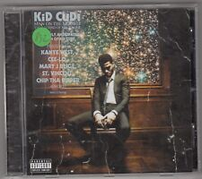Kid Cudi ‎– Man On The Moon II: The Legend Of Mr. Rager CD