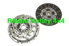 LAND ROVER DISCOVERY 3 2.7 TDV6 CLUTCH PLATE AND COVER OEM LUK LR005809 NEW