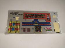Vintage G1 Transformers RATCHET STICKER SHEET decal sheet 100% ORIGINAL