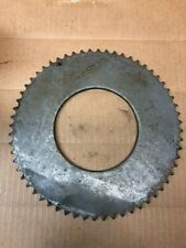 60 Tooth #40 Chain Steel Sprocket