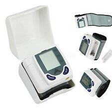 Digital Wrist bp Blood Pressure Monitor Meter Sphygmomanometer Cuff Tensiometro