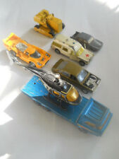 Matchbox Gorgi Auto Spielzeugauto Rennwagen Bastelkonvolut Cars