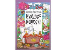 Mein großes Babybuch - Personalisiertes Buch -Taufgeschenk - Geburtsgeschenk