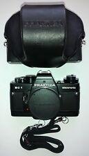 Praktica BC1 35mm SLR Film Camera Body and Case Only - NEW!!!