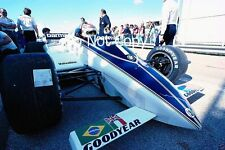 Nelson Piquet Brabham BT50 Swiss Grand Prix 1982 Photograph 4
