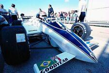 Nelson Piquet Brabham BT50 Swiss Grand Prix 1982 Photograph 4