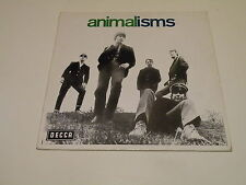 THE ANIMALS - ANIMALISMS - LP DECCA RECORDS MADE IN GERMANY REISSUE - NM/VG++