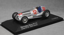 Minichamps Mercedes-Benz W125 1937 German Grand Prix Rudolf Caracciola 400370012