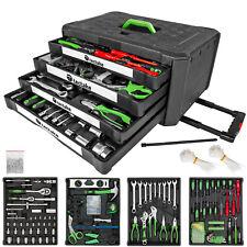 899 p maleta de herramientas trolley caja martillo alicates maletin ruedas