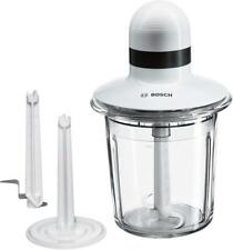 Bosch MMR15A1 - Mincer Universal, 550 W, Capacity of 1,5 L, and Disc Mixer
