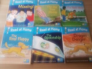 OXFORD READING TREE LEVEL 3, SIX BOOKS, LEARN TO READ