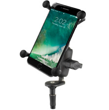 RAM-B-176-A-UN10U RAM Mounts X-Grip® Large Phone Mount with Motorcycle Fork Stem