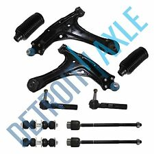 New 10pc Complete Front Suspension Kit for Malibu Alero Cutlass Grand Am