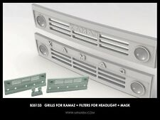 1/35 MINIARM B35133 Grills for Kamaz + filters for headlight + mask