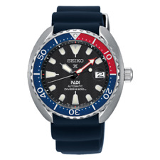 Seiko Special Edition PADI Mini Turtle Prospex Diver's Men's Rubber Strap Watch