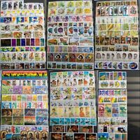 Worldwide Stamp Lots: Rwanda MNH - 150 Different in Full Sets - Topical & Large