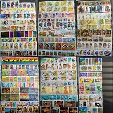 Worldwide Stamp Lots: Rwanda MNH - 15 Different Full Sets - Topical and Large