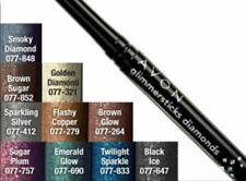 Avon ORIGINAL #G06 Glimmerstick Diamonds Eye Liner Smokey Diamond Eyeliner Gray