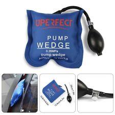 2x Auto Air Pump Wedge Car Window Door Emergency Entry Repair Lockout Kit Blue