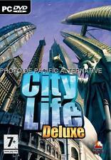 Jeu CITY LIFE DELUXE pour PC gestion simulation de ville montecristo game NEUF