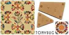 Dresden Bloom / Star Quilt Pattern Templates ~ Edyta Sitar Laundry Basket Quilts