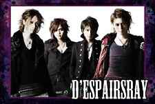 D'espairsRay - Wall Poster