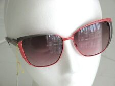 LADY GAGA'S WORKSHOP SUNGLASSES RED & GRAY LIMITED EDITION GB2011 001 NEW
