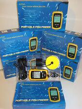 Portable Handheld Fish Finder 100 M Sonar Lcd Canada Stock Same Day Shipping