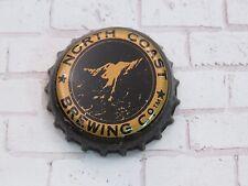 BEER Bottle Crown Cap ~*~ NORTH COAST Brewing ~*~ Fort Bragg, CALIFORNIA Brewery