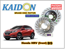 "Honda HRV disc rotor KAIDON (front) type ""RS"" / ""BS"" spec"
