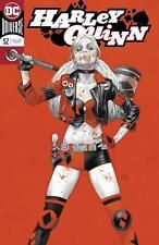 Harley Quinn #52 A Julian Totino Tedesco Enhanced Foil Cvr VF+/NM+