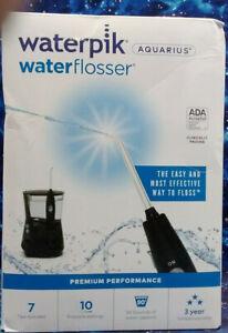 Waterpik Aquarius Professional Water Flosser - 600 Series Black