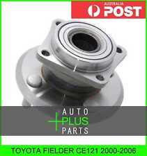 Fits TOYOTA FIELDER CE121 Rear Wheel Bearing Hub