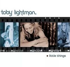 Toby Lightman - Little Things - CD Like New - Enhanced w/ Bonus Track
