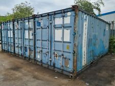 20ft Used Shipping Containers - delivery available