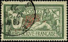 France Scott #131 Used