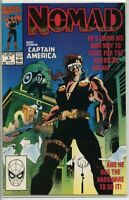 Nomad 1990 series # 1 very fine comic book