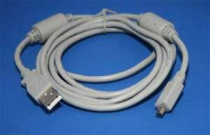 KONICA MINOLTA DIMAGE USB-800 Camera Cable Type A to 4PIN CUT D-3 6FT Compatible